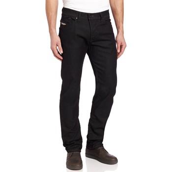 Vêtements Homme Jeans slim Diesel DARRON 0800W Noir