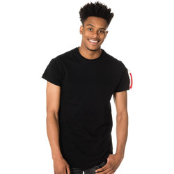 Vêtements Homme T-shirts manches courtes Paris Saint-germain D JULIAN NOIR Noir