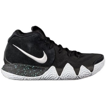 Chaussures Homme Baskets montantes Nike Kyrie 4 Blanc-Noir