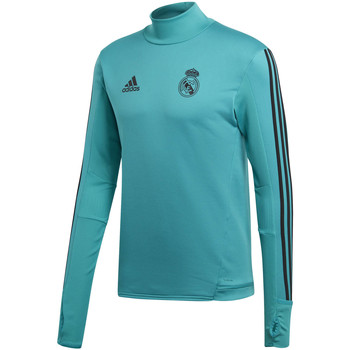 Vêtements Homme T-shirts manches longues adidas Performance Training Top  Training Top Real Madrid noir