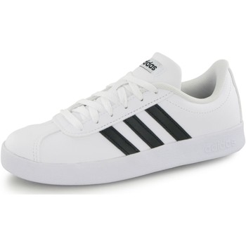 Chaussures Enfant Baskets basses adidas Originals Baskets  Vl Court 2.0 Blanc K blanc