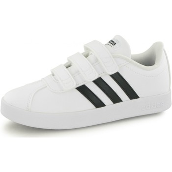 Chaussures Enfant Baskets basses adidas Originals Baskets  Vl Court 2.0 Cm Blanc K blanc