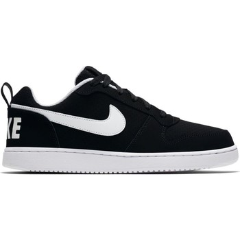 Chaussures Homme Baskets basses Nike Men's  Court Borough Low Shoe 838937 010 NEGRO