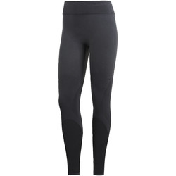 Vêtements Femme Leggings adidas Performance Tight Warp Knit Gris / Noir