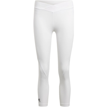 Vêtements Femme Leggings adidas Performance Tight 3/4 Alphaskin Tech Blanc