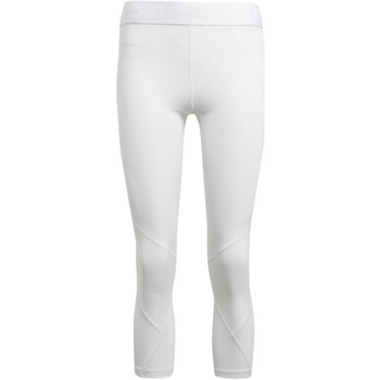 Vêtements Femme Leggings adidas Performance Tight 3/4 Alphaskin Sport Blanc