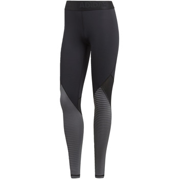 Vêtements Femme Leggings adidas Performance Tight Alphaskin Sport Long Printed Noir