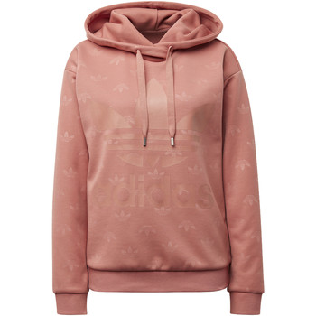 Vêtements Femme Sweats adidas Originals Sweat-shirt à capuche Rose