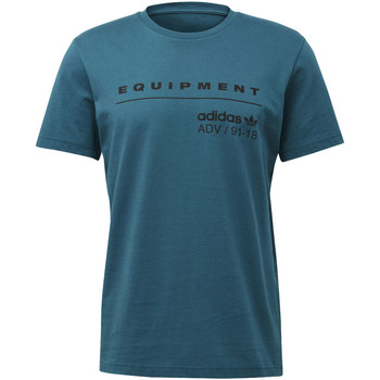 Vêtements Homme T-shirts manches courtes adidas Originals T-shirt EQT PDX Classic green