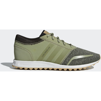 Chaussures Homme Baskets basses adidas Originals Chaussure Los Angeles Vert