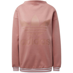 Vêtements Femme Polaires adidas Originals Sweat-shirt Rose