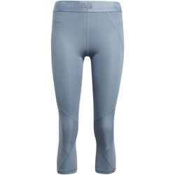 Vêtements Femme Leggings adidas Performance Collant 3/4 Alphaskin Sport blue