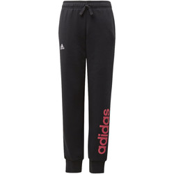 Vêtements Fille Pantalons de survêtement adidas Performance Pantalon Essentials Linear Noir