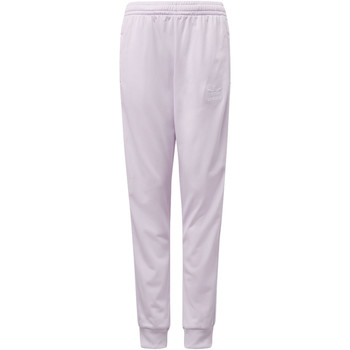 Vêtements Fille Pantalons de survêtement adidas Originals Pantalon SST pink