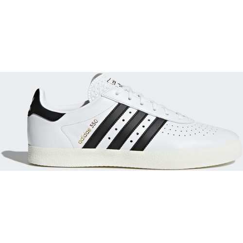 adidas Originals 350 Blanc-noir - Chaussures Baskets basses