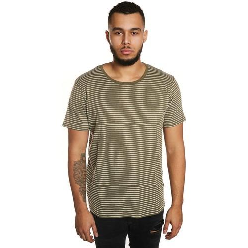Vêtements Homme T-shirts manches courtes Suit BARKING Dust Green