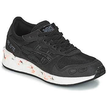 Chaussures Enfant Baskets basses Asics HYPER GEL-LYTE GS Noir