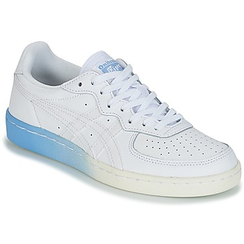 Chaussures Femme Baskets basses Onitsuka Tiger GSM LEATHER Blanc / Bleu