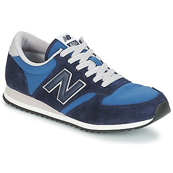 Chaussures Baskets basses New Balance U420 Bleu