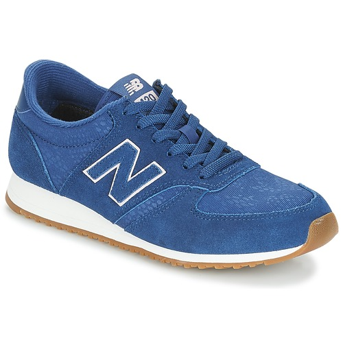 New Balance WL420 Bleu / Rose