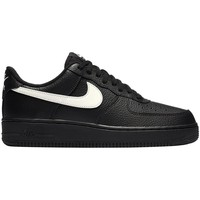 Chaussures Homme Baskets basses Nike Air Force 1 07 Noir