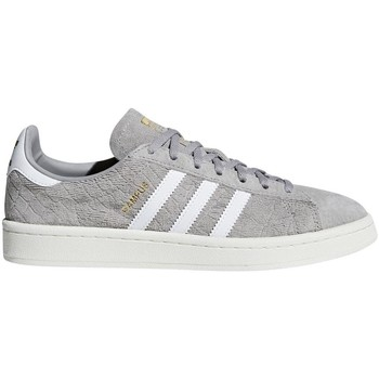 Chaussures Femme Baskets basses adidas Originals ZAPATILLAS  CAMPUS Gris