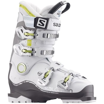Chaussures Femme Ski Salomon CHAUSSURES  X PRO 80 W WHITE/ANTHRACITE 2017 Unicolor