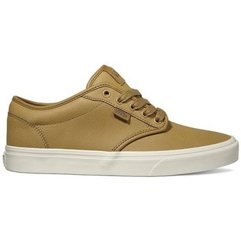 Chaussures Homme Baskets basses Vans ATWOOD LEATHER Marron