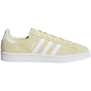 Chaussures Homme Baskets basses adidas Originals ZAPATILLAS  CAMPUS Jaune