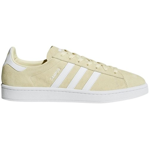 adidas Originals ZAPATILLAS  CAMPUS Beige - Chaussures Baskets basses Homme