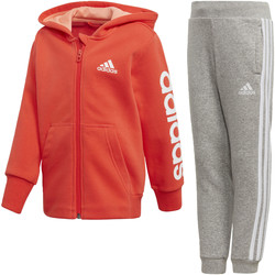 Vêtements Fille Ensembles de survêtement adidas Performance Survêtement Hojo Rouge