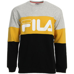 Vêtements Homme Sweats Fila Straight Blocked Crew Men gris