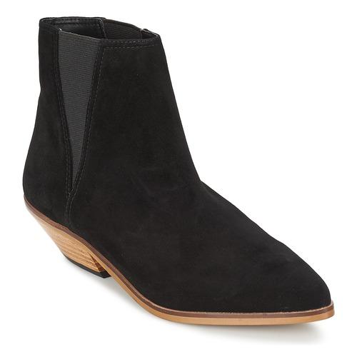 Chaussures Femme Boots Shellys London CHAN Noir