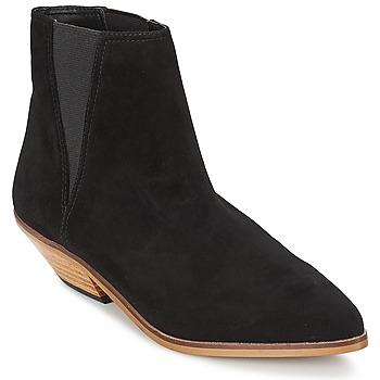 Bottines / Boots Shellys London CHAN Noir 350x350