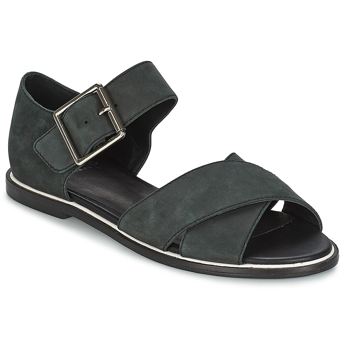 Sandale Shellys London QUEENA Noir