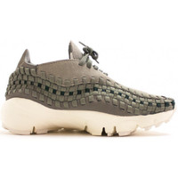 Chaussures Femme Baskets basses Nike Air Footscape Woven - Ref. 917698-003 Gris