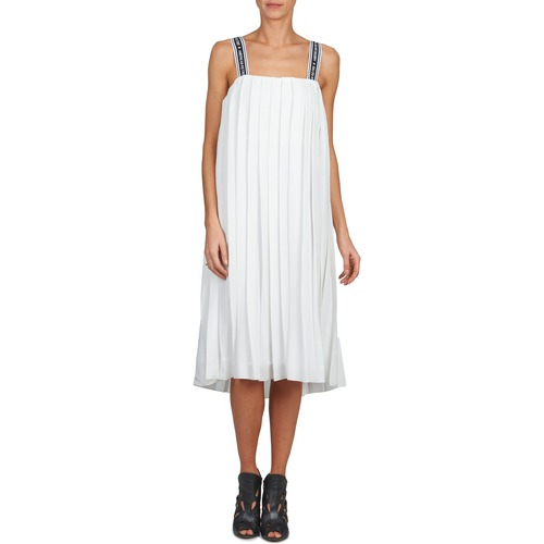 VERO LONG  American Retro  robes longues  femme  blanc