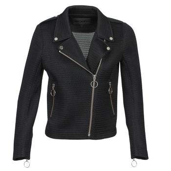 Vêtements Femme Vestes / Blazers American Retro JASMINE JCKT Noir