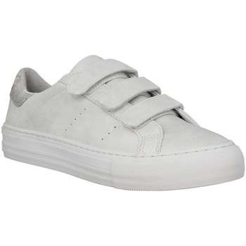 Chaussures Femme Baskets basses No Name Arcade Straps glow Femme White Blanc