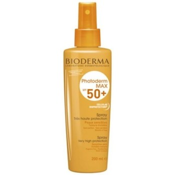 Beauté Femme Protections solaires Bioderma Solaires Bioderma Photoderm Max spray SPF50 200Ml