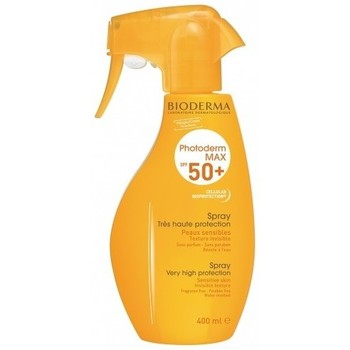 Beauté Femme Protections solaires Bioderma Solaires Bioderma Photoderm Max spray SPF50 400Ml