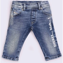 Vêtements Enfant Shorts / Bermudas Diesel KROOLEY 00K1IH JEANS Enfant DENIM LIGHT BLUE DENIM LIGHT BLUE