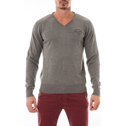 Vêtements Homme Pulls Ritchie PULL V LAMBERTO Gris