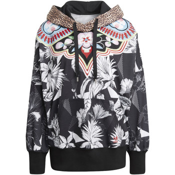 Vêtements Femme Sweats adidas Originals Sweat-shirt à capuche Multicolore