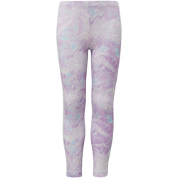Vêtements Fille Leggings adidas Originals Legging GRPHC Rose / Multicolore / Blanc