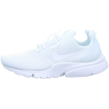 Chaussures Baskets basses Nike Presto Fly Blanc