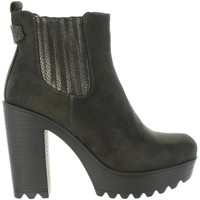 Chaussures Femme Bottines Refresh 63821 ANTELINA GRIS Gris