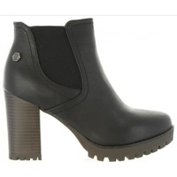 Chaussures Femme Bottines Refresh 63928 Marr?n