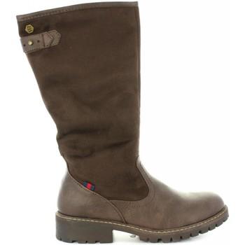 Chaussures Femme Bottes ville Refresh 63872 Marr?n