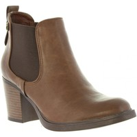 Chaussures Femme Bottines Refresh 64004 Marr?n